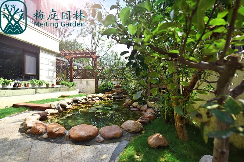 梅庭园林景观案例