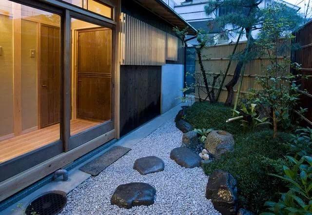 日式庭院风格